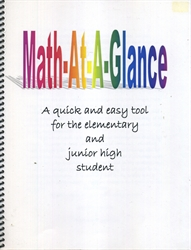 Math-at-a-Glance - Exodus Books