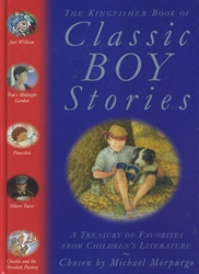 Kingfisher Book of Classic Boy Stories