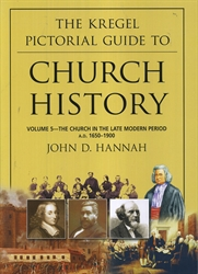 Kregel Pictorial Guide to Church History Volume 5 - Exodus Books