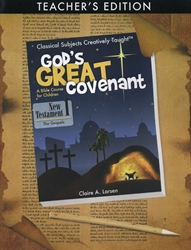 God's Great Covenant NT Book 1 - Teacher's Materials