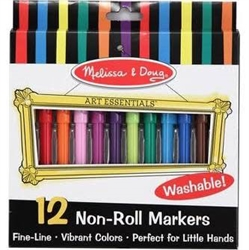 12 Non-Roll Markers - Exodus Books