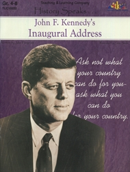 John F. Kennedy's Inaugural Address - Exodus Books