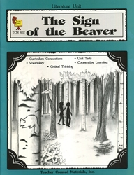 Sign of the Beaver - Literature Unit