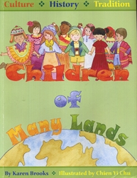 Children of Many Lands - Exodus Books