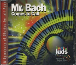 Mr. Bach Comes to Call - CD
