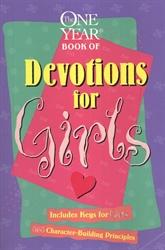 One Year Book of Devotions for Girls