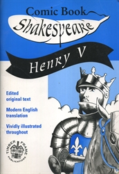 Comic Book Shakespeare - Henry V - Exodus Books