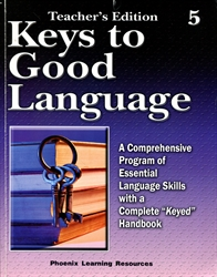 Keys to Good Language 5 - Teacher's Edition