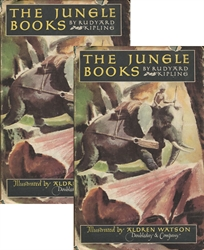 Jungle Books - 2 Volumes