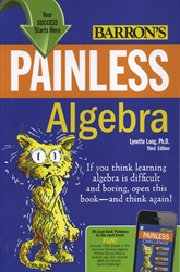Painless Algebra - Exodus Books