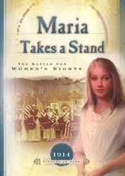 Maria Takes a Stand