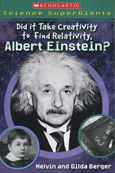 Did It Take Creativity to Find Relativity, Albert Einstein? - Exodus Books