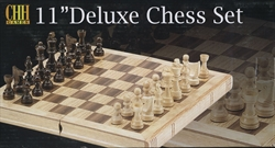"Chess - 11"" Deluxe Set"