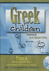 Greek for Children Primer A - DVD