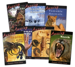 A. P. Advanced Readers (Level 3) - Exodus Books
