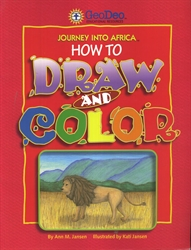 Journey into Africa - How to Draw and Color