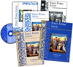 First Form Latin - Text Set - Exodus Books