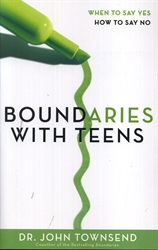 Boundaries with Teens - Exodus Books