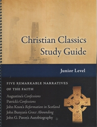 Christian Classics Study Guide - Junior Level