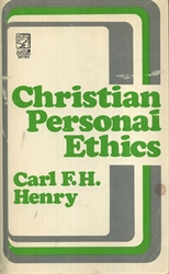 Christian Personal Ethics