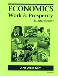 Economics: Work and Prosperity - CLP Answer Key (old)