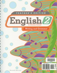 English 2 - Teacher Edition with CD-ROM - Exodus Books