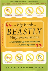 Big Book of Beastly Mispronunciations - Exodus Books
