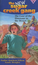 Case of the Dinosaur in the Desert - Exodus Books
