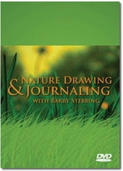 Nature Drawing & Journaling - DVD