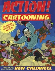 Action! Cartooning - Exodus Books