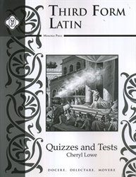 Third Form Latin - Quizzes and Tests
