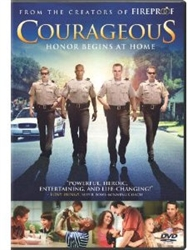Courageous - DVD