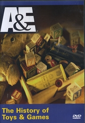 A&E History of Toys & Games - Exodus Books