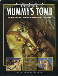 Into the Mummy's Tomb