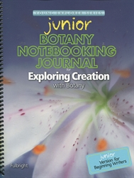 Exploring Creation with Botany - Notebooking Journal (Junior)
