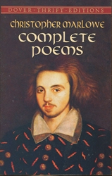 Complete Poems of Christopher Marlowe