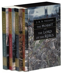 Lord of the Rings - Softbound Boxed Set