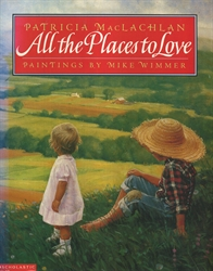 All the Places to Love - Exodus Books