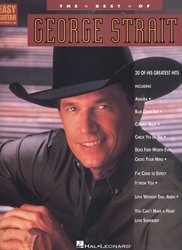 Best of George Strait - Easy Guitar