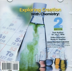 Exploring Creation with Chemistry - Instructional DVDs (old)
