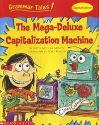 Mega-Deluxe Capitalization Machine - Exodus Books