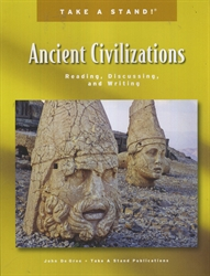 Take a Stand! Ancient Civilizations - Teacher & Student Set