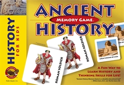 Ancient History - Memory Game - Exodus Books