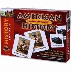 American History - Memory Game - Exodus Books