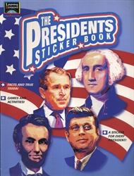 Presidents Sticker Book