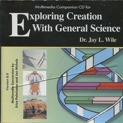 Exploring Creation With General Science - Companion CD (old)