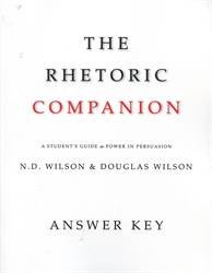 Rhetoric Companion - Answer Key