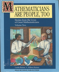 Mathematicians Are People, Too: Volume Two
