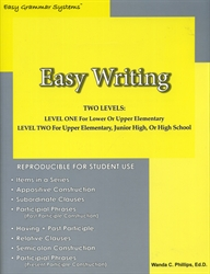 Easy Writing - Exodus Books
