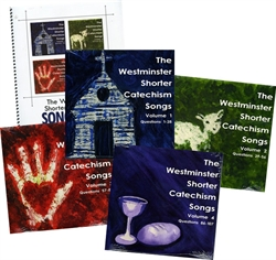 Westminster Shorter Catechism Songs - CDs & Songbook